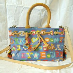 Dooney & Bourke Tassel Bag